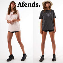 AFENDS Cotton T-Shirts
