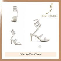 Rene Caovilla Pin Heels Party Style Elegant Style Shoes