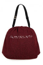 ANOTHERYOUTH Unisex Street Style A4 Shoulder Bags