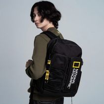 NATIONAL GEOGRAPHIC Unisex Street Style Plain Home Party Ideas Backpacks