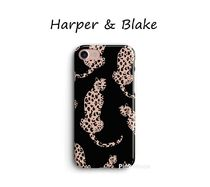 Harper & Blake Leopard Patterns Unisex Smart Phone Cases