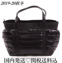 MONCLER Blended Fabrics Mothers Bags