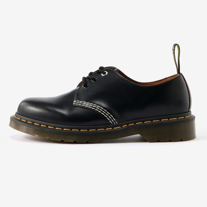 Plain Toe Rubber Sole Casual Style Unisex Collaboration