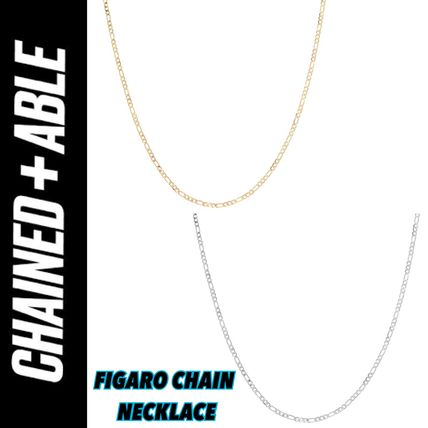Street Style Chain Plain Necklaces & Chokers
