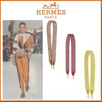 HERMES Casual Style Accessories