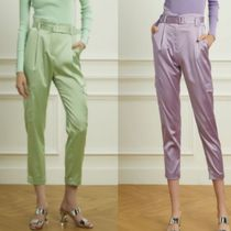 JASPAL Plain Cropped & Capris Pants