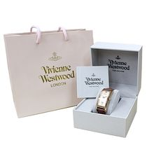 Vivienne Westwood Casual Style Unisex Round Quartz Watches Analog Watches