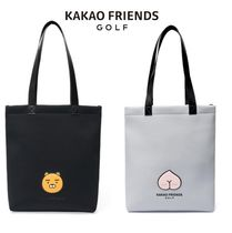 KAKAO FRIENDS Casual Style Unisex Shoulder Bags