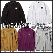 THE NORTH FACE Street Style Plain T-Shirts