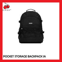 KIRSH Casual Style Unisex Collaboration Backpacks