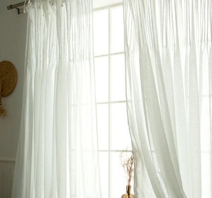 inlinas Plain Curtains