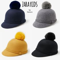 ZARA Blended Fabrics Petit Kids Girl Accessories