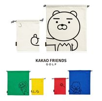 KAKAO FRIENDS Casual Style Unisex Bags