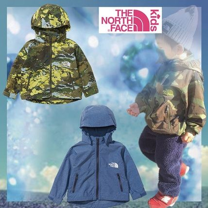 THE NORTH FACE Unisex Nylon Jacket  Baby Girl Outerwear