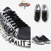 Desigual Casual Style Low-Top Sneakers
