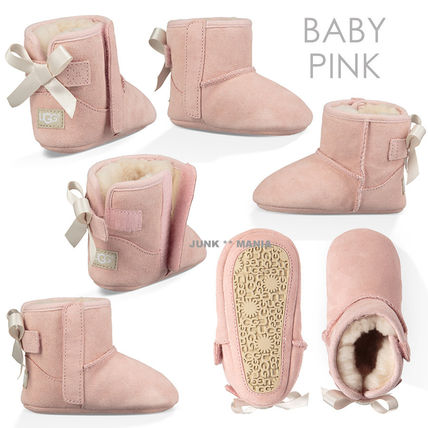 UGG Australia JESSE BOW Co-ord Baby Girl Shoes