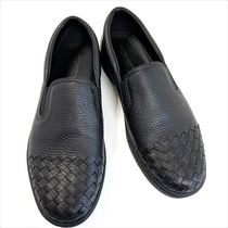 BOTTEGA VENETA Leather Oxfords