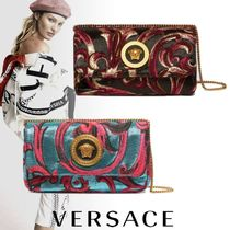 VERSACE Chain Party Style Clutches