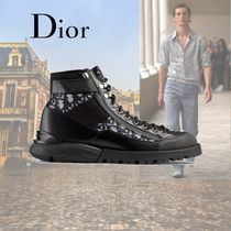 DIOR HOMME Leather Boots