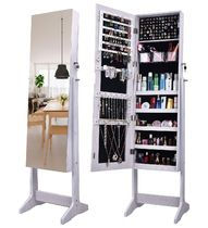 Wooden Furniture Make-up Organizer Jewelry Organizer