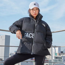 THE NORTH FACE Unisex Street Style Outerwear
