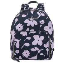 kate spade new york Flower Patterns A4 Backpacks