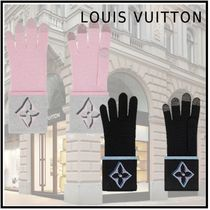 Louis Vuitton Wool Smartphone Use Gloves
