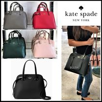 kate spade new york 2WAY Plain Leather Bags