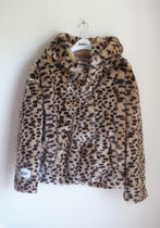 Jakke Other Animal Patterns Cashmere & Fur Coats