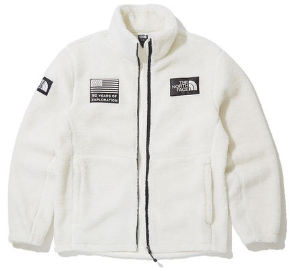THE NORTH FACE SNOW CITY Unisex Street Style Logo Jackets