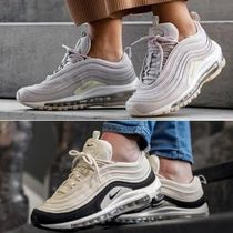 Nike AIR MAX 97 Casual Style Unisex Blended Fabrics Street Style Leather
