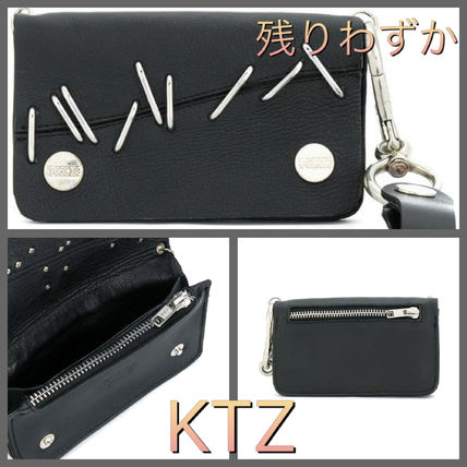 Leather Long Wallet  Accessories