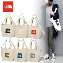 THE NORTH FACE Casual Style Unisex 2WAY Totes
