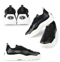 VALENTINO  VSLING Unisex Leather Sneakers