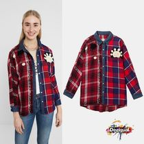 Desigual Casual Style Shirts & Blouses