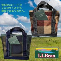 L.L.Bean Other Check Patterns Totes