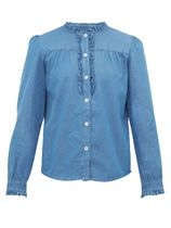 A.P.C. Long Sleeves Cotton Shirts & Blouses