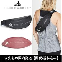 adidas by Stella McCartney Casual Style Unisex Collaboration Plain Shoulder Bags