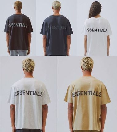 FEAR OF GOD More T-Shirts Unisex Street Style T-Shirts