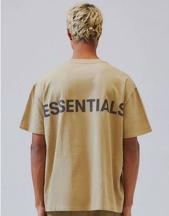 FEAR OF GOD More T-Shirts Unisex Street Style T-Shirts 9