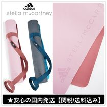 adidas by Stella McCartney Unisex Collaboration Activewear Mats