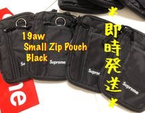 Supreme Unisex Street Style Oversized Wallets & Small Goods