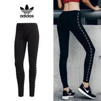 adidas Casual Style Plain Bottoms