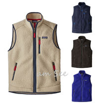 Patagonia Street Style Plain Vests & Gillets