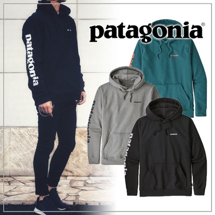 Unisex Plain Logo Outdoor Hoodies