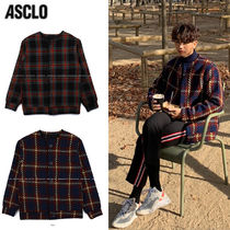 ASCLO Street Style Collaboration Cardigans