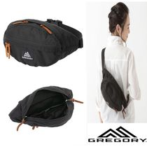 Gregory Casual Style Unisex Street Style 2WAY Hip Packs
