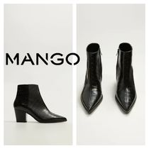 MANGO Ankle & Booties Boots