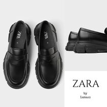 ZARA Loafers Plain Loafers & Slip-ons