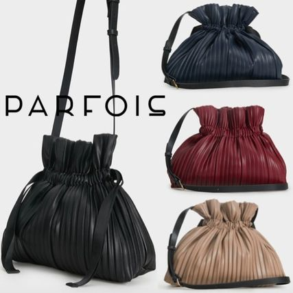 Casual Style Office Style Shoulder Bags